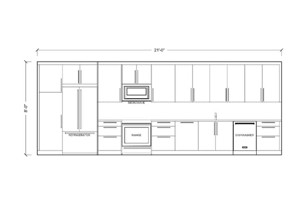 Kitchen pricing- Large Kitchen