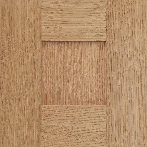 Solid Wood Shaker- Quarter Sawn Oak
